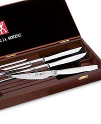 Kitchen Knives Henckels Zwilling J A Henckels Twin皰 Gourmet 8 Stainless Steak Knife