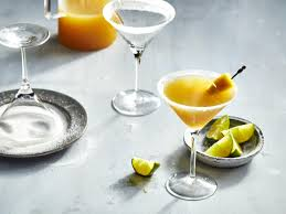 pineapple martini recipe pineapple drops recipe myrecipes