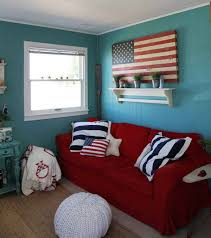 American Flag Living Room by Decorating Patriotic Themed Living Room Independence Day Living