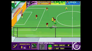 backyard soccer league pc tournament game 9 indoor indecision