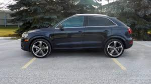 audi q3 dashboard 2015 audi q3 test drive review
