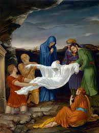 the fourteen stations of the cross painted by leonard porter