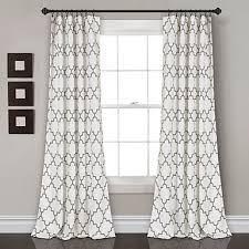 Black And Gray Curtains Curtains Curtains And Drapes Kirklands