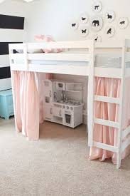 Best  Used Bunk Beds Ideas On Pinterest Bunk Bed With Desk - Loft bunk beds for girls