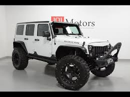 honda jeep 2016 2016 jeep wrangler unlimited rubicon for sale in tempe az stock