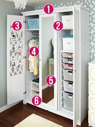 armoires for hanging clothes remodelaholic get this look organized armoire