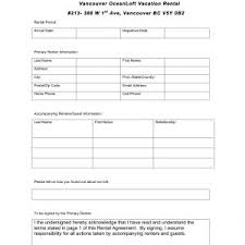 apartment rental agreement template word masir