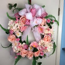 Artificial Flowers Home Decor by Year Round Home Decor U2013 Bev U0027s Wreaths