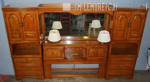sumter cabinet company solid wood bedroom set mclemore auction