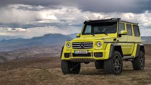 mercedes truck 4x4 testing fate and faultlines with the 416 hp mercedes g500 4x4