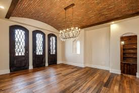 Laminate Floor On Ceiling Custom Copper Homes