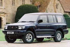 old mitsubishi montero mitsubishi shogun pajero 1991 car review honest john