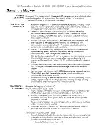 resume skills summary examples ideas of hr administration sample resume with summary sample ideas collection hr administration sample resume about download proposal