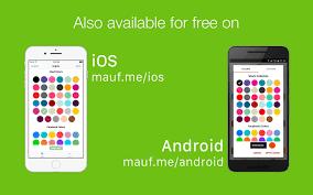 mauf custom messenger colors chrome web store