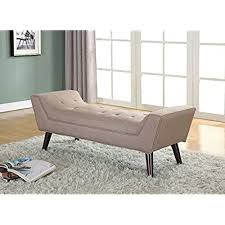 accent bench living room accent bench for living room amazon com