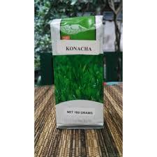 Teh Bubuk konacha japanese green tea 100 gr teh jepang bubuk asli elevenia