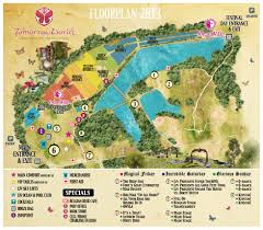 Festival Map Tomorrowworld Unveils Festival Map And Scheduled Set Times