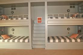 built in bunk beds download bunk bed rooms widaus home design