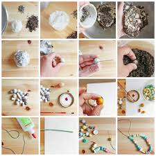 make necklace with beads images Science design for kids seed bomb necklaces babble dabble do jpg