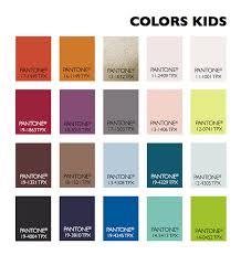 pantone spring summer 2017 color palette for children google search kids room pinterest