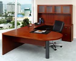 executive desk with file drawers discount office furniture mayline mira peninsula desks