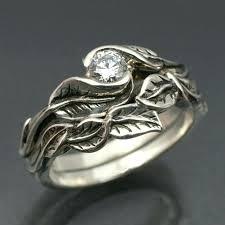 unique wedding ring sets unique rings icedteafairy club