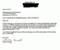 parole cover letter probation and parole officer cover letter