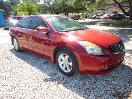 nissan altima coupe jacksonville 2009 nissan altima coupe 2 door in florida for sale 97 used