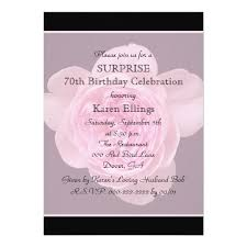 birthday announcements birthday gifts ideas 70th birthday party invitation