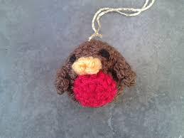 10 free crochet ornament patterns