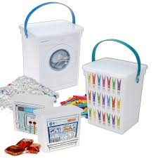 Clothes Storage Containers by Plastic Storage Containers Soap Washing Up Powder Laundry