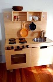 play kitchen from furniture wooden play kitchen foter