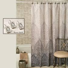 casablanca design casablanca ombre moroccan design shower curtain