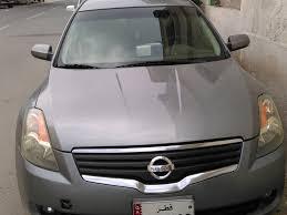 nissan 2008 car nissan altima 2008 car for urgent sale qatar living
