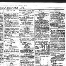 Jual Lu Neon Dc 12 Volt daily national republican washington city d c 1870 1872 may
