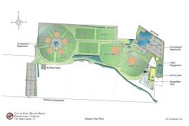 Emerald Coast Florida Map by New Recreation Complex
