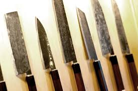 Best Japanese Kitchen Knives In The World Japanese Kitchen Kniveskitchen Kitchen 100 Hand Forged Japanese