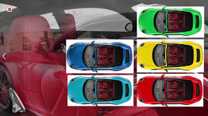 Porsche 911 Interior Color Codes Porsche 911 991 2 Worst Interior And Exterior Colors And Options