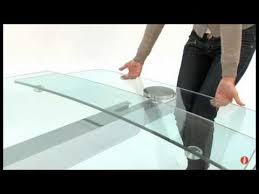tavoli sala da pranzo calligaris cosmic tavolo in vetro per sala da pranzo by calligaris