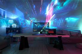 ces 2017 razer unveils illumiroom like project ariana and the