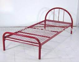 Iron Single Bed Frame Metal Single Bed On Budget Australian Made Commercial Grade Metal