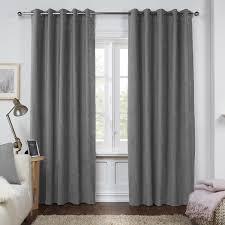 Luxury Grey Curtains Luxury Grey Curtains Eyelet Blackout Pencil Pleat Julian Charles