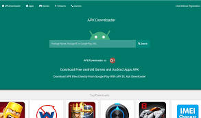 play apk downloader to directly apk from play store on pc android