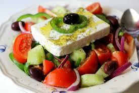 cuisine grecque traditionnelle horiatiki la vraie salade grecque