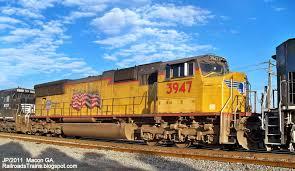 Union Pacific Railroad Map Railroad Freight Train Locomotive Engine Emd Ge Boxcar Bnsf Csx