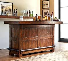 Metal Bar Cabinet Wonderful Pottery Barn Bar Cabinet Pottery Barn Bar Cabinet