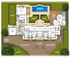 home floor plans with breezeway