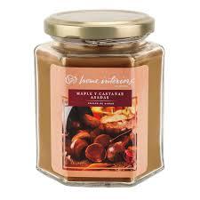 11511 vela en frasco de vidrio aroma a maple y castanas asadas 11511 vela en frasco de vidrio aroma a maple y castanas asadas home interiors de mexico