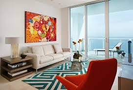 living room miami beach miami beach residence by allen saunders homeadore