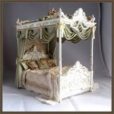 Beds Terraria Hello Gorgeous Louis Xiv Bed Other People U0027s Minis Pinterest